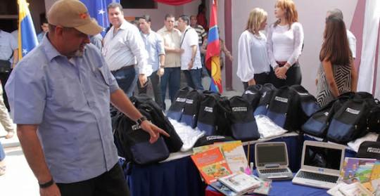 Revolucionamos educación en Carabobo llevando deserción escolar a 0% en 2014