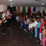 Huáscar Barradas y OSC acompañarán Concierto de coros infantiles este sábado