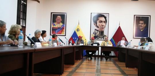 Adultos Mayores de Carabobo ratifican compromiso con la Revolución