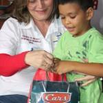Gobernación comenzó entrega de juguetes en Centros de Educación Inicial