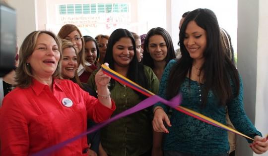 Mujeres de Carabobo ya cuentan con Centro de Atención y Formación Integral