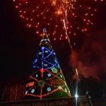 Carabobeños disfrutaron clausura  de Navidades Felices en el Negra Hipólita