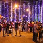 Parque Recreacional Sur convertido  en espacio de paz y armonía navideña