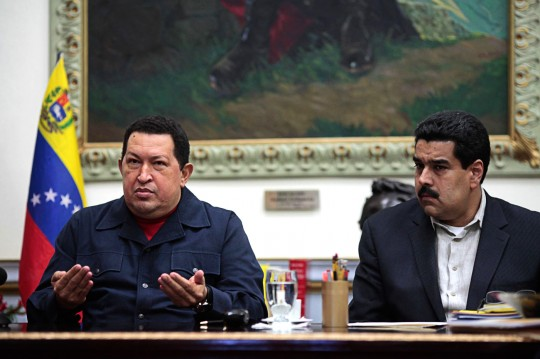 Pueblo chavista: mayoría y hegemonía