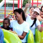 Gobierno regional regaló tarde de sonrisas  a niños con discapacidad