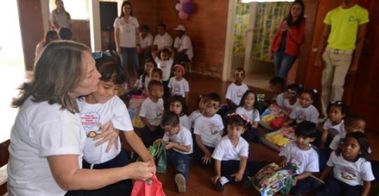 Continuamos  brindando felicidad a infantes carabobeños
