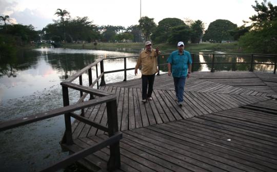 Parque Recreacional Sur de Valencia 100% recuperado por gobernación de Carabobo