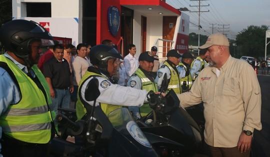 Pusimos en marcha primera Base de Seguridad Vial de Carabobo