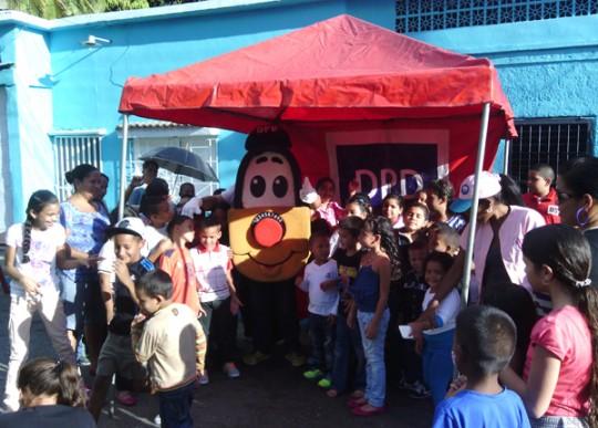 Gobierno Bolivariano continúa impulsando actividades recreativas como prevención
