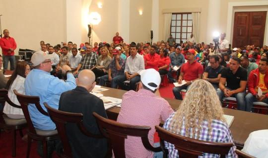 Psuv dará contundente victoria la revolución  garantizando soberanía y estabilidad institucional