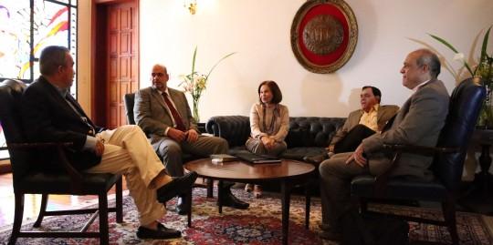 Universidades Privadas de Carabobo se organizan y establecen alianza con Gobernación