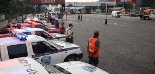 Gobierno de Carabobo velará  por buen estado de las vías