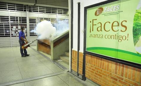 Gobernación extendió labores  de fumigación y abatización en UC