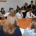 Gobernación de Carabobo recoge propuestas  de estudiantes UC para mejorar seguridad