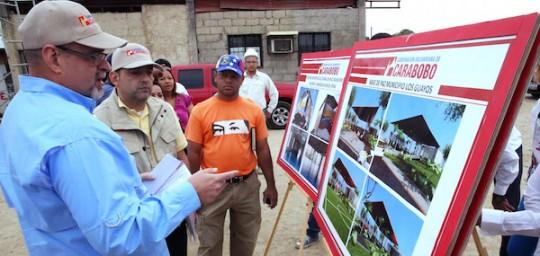 Gobierno Bolivariano invierte Bs. 364 millones en obras deportivas y recreativas en Carabobo