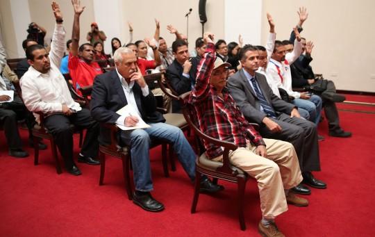 Consejo Estadal aprobó más de Bs 500 millones Para obras públicas y proyectos socioproductivos
