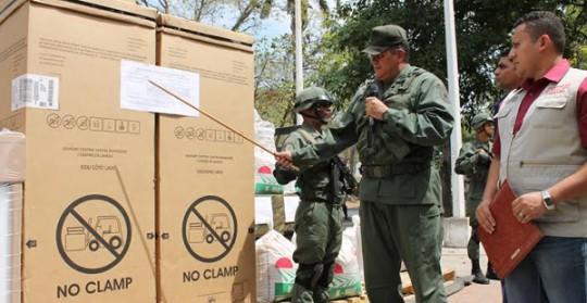 Comando Cívico Militar contra guerra económica Decomisó en Carabobo 60 toneladas de cabillas