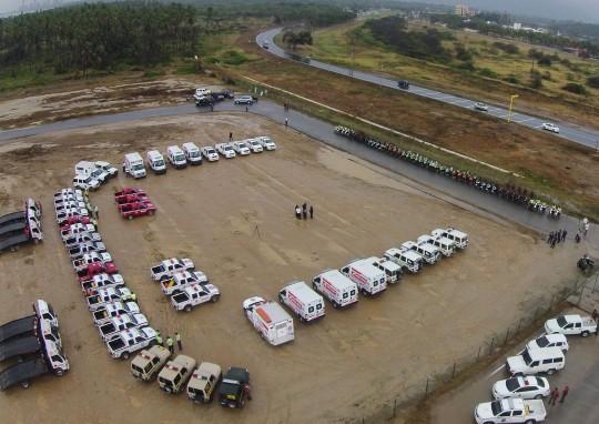 Unos 7 mil funcionarios y 500 vehículos resguardarán temporadistas en Carabobo