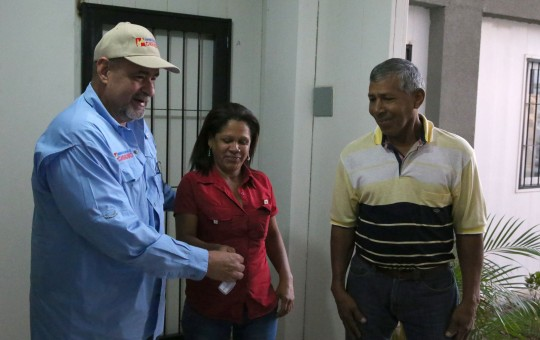 Gobierno Bolivariano regaló a Guacara 148 nuevas viviendas en su cumpleaños