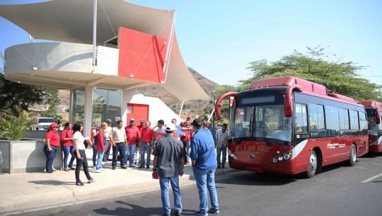 En Guacara 48 comunidades se beneficiarán con nueva Parada Integral y TransCarabobo