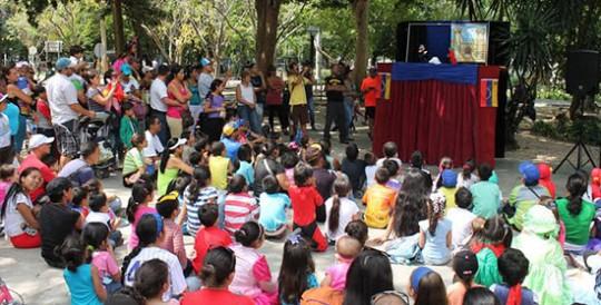 22 mil personas visitaron parque  Negra Hipólita durante Carnaval