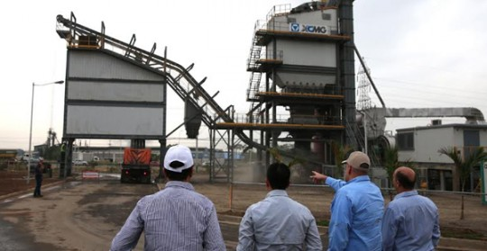 Planta de Asfalto Carabobo impulsará vialidad barrio adentro