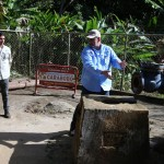 Gobernación tiene casi lista rehabilitación de dos pozos en Puerto Cabello