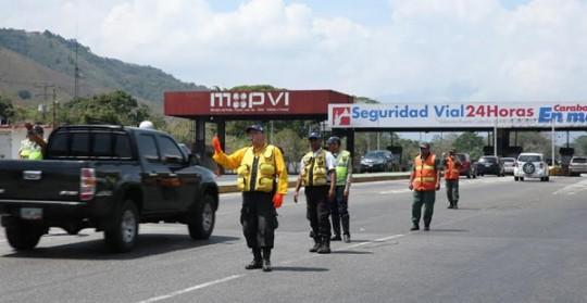 Con total normalidad se desarrolla  Operativo Carnavales Seguros 2015