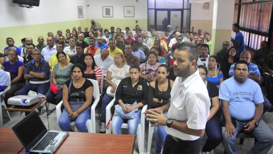 Gobierno de Carabobo refuerza con Milicianos seguridad en hospitales y ambulatorios