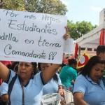 Petroquímicos y trabajadores carabobeños  rechazaronamenazas estadounidenses