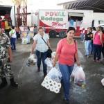 Expendidas 48 toneladas de alimentos  durante tres jornadas en Carabobo