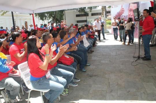 Círculos de Lucha Popular de Carabobo  alertas ante cualquier agresión de EEUU