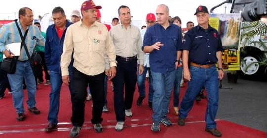 Empresas básicas de Guayana comprometidas  en aportar al desarrollo de la Venezuela productiva