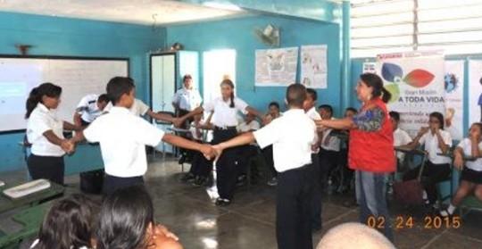 Gobierno de Carabobo sensibilizó  a mil 400 estudiantes en prevención del delito
