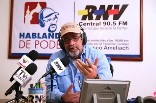 En primarias del Psuv participará 100% de electores inscritos en REP