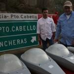 Iniciamos trabajos de alumbrado vial y rehabilitación de la Valencia-Puerto Cabello