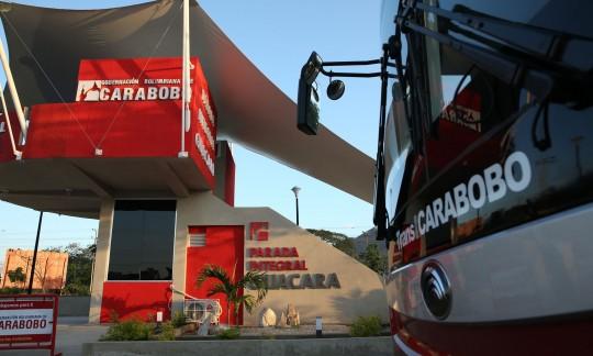 Pusimos en marcha parada integral y nuevas rutas de TransCarabobo en Guacara