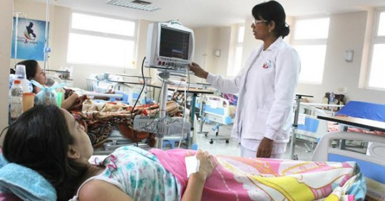 Centro de Promoción del Parto Humanizado Activarán en Ambulatorio La Isabelica