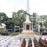 Carabobo conmemoró en unión cívico militar inicio de gesta independentista en Venezuela