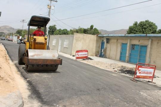 Treinta años esperó por asfaltado comunidad de Palo Negro en San Joaquín