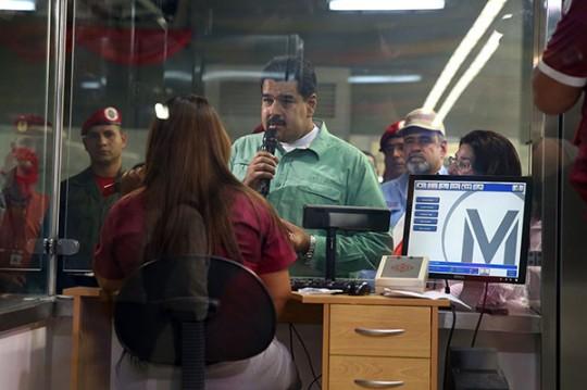 Presidente Maduro aprobó 120 autobuses para fortalecer sistema TransCarabobo