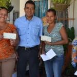 Gobierno de Carabobo  entregó 581 microcréditos a través de Fundapueblo