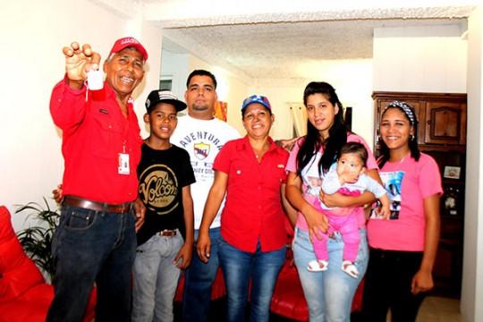 Barrio Nuevo, Barrio Tricolor desplegó maquinaria para fortalecer corredores en Carabobo
