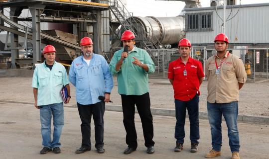Presidente Maduro aprobó obras para Carabobo por más de Bs. mil 200 millones