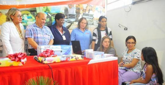 Infantes carabobeñas recuperan audición gracias a nuestra gestión y Pdvsa