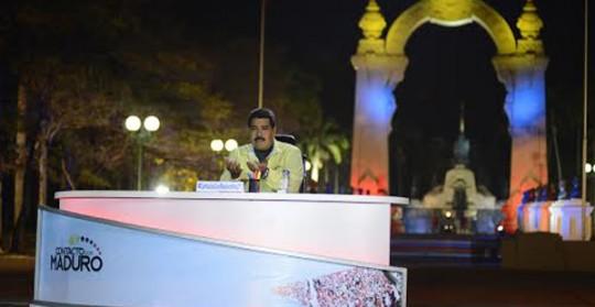 Maduro destacó participación paritaria en postulaciones a primarias del PSUV