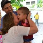 Gobernación entregó ayudas de salud a niños carabobeños de ocho municipios