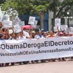 Más de 300 atletas carabobeños firmaron contra decreto injerencista de Obama