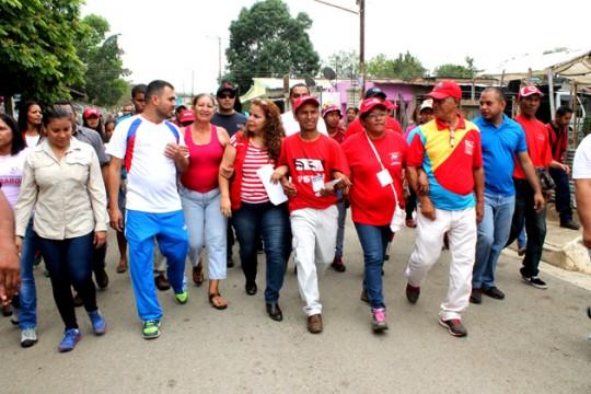 En Carabobo 4 mil 753 familias han sido registradas en Gran Misión Hogares de la Patria