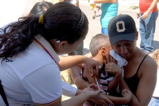 Carabobo dispondrá de 257 centros para Campaña Nacional de Vacunación